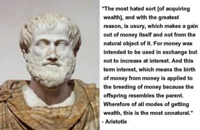 aristotle-usury