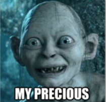 Smeagol from The Lord of the Rings
