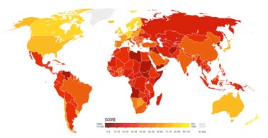 country-corruption-map