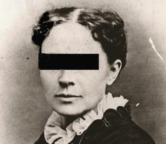 Lucretia Garfield. Library Of Congres