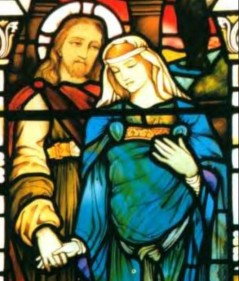 Christ with Mary Magdalene