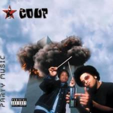 Cover for Party Music. The Coup.