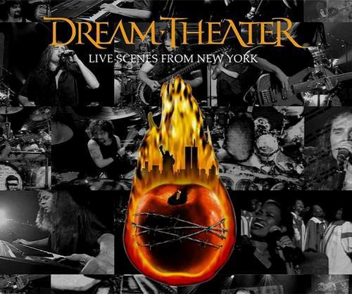 Cover for Live Scenes from New York