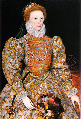 "The ""Darnley Portrait"" of Elizabeth I"