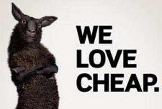 Black sheep Frank. Tele2 marketing campaign