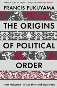 Origins of Political Order cover