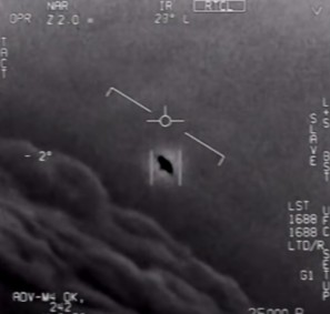 Declassified Pentagon UFO footage